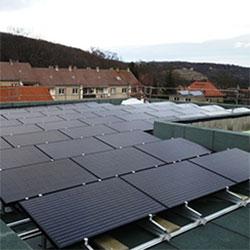 Solaranlage Gewerbe
